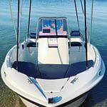 Hapiness renta a boat Chalkidiki
