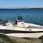 Vasiliki boat rental in Sithonia