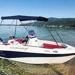 Harmony boat rental Sithonia